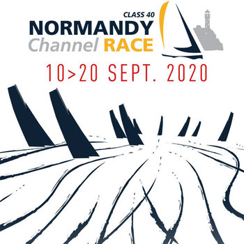 Affiche Normandy Channel Race 2020