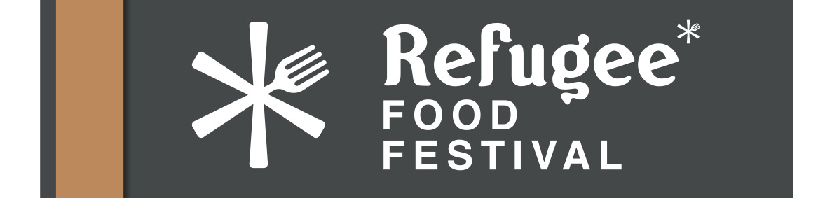Logo Refugee Food Festival