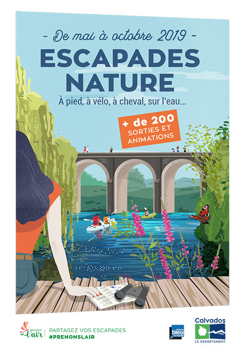 Brochure Escapades nature 2019