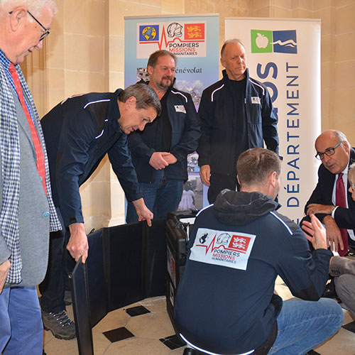 Association Pompiers Missions Humanitaires